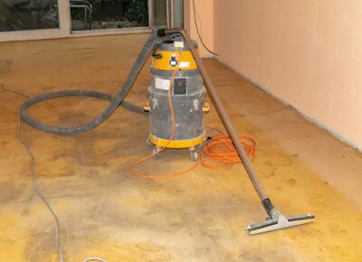 Construction Clean-Ups